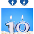 Facebook's 10th Birthday